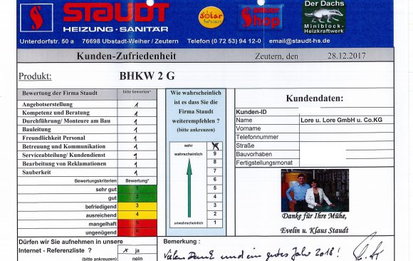BHKW Lore GmbH