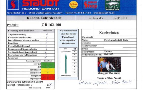 Fehr Lagerlogistik GmbH